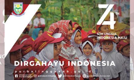 Girgahayu Indonesia ke 74